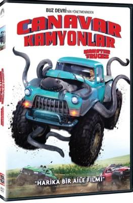 Monster Trucks - Canavar Kamyonlar