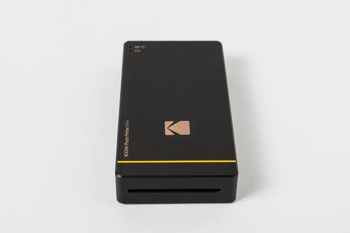 Kodak Mini Pm-210B Siyah Wi-Fi & Nfc Fotoğraf Yazıcı