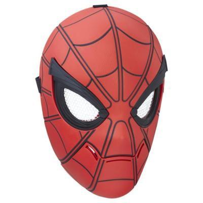 Spiderman-Maske Hareketli Gözler  B9695