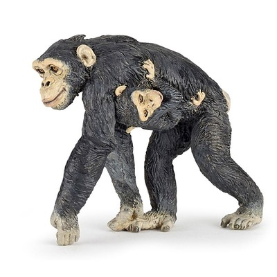 Papo-Figür Şempanze&Bebeği 50194