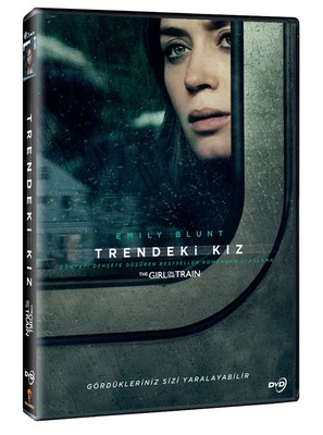 The Girl On The Train-Trendeki Kız