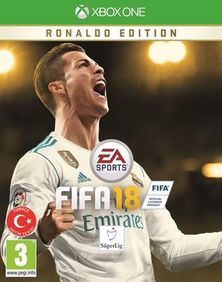 FIFA 18 XBOX ONE Ronaldo Edition