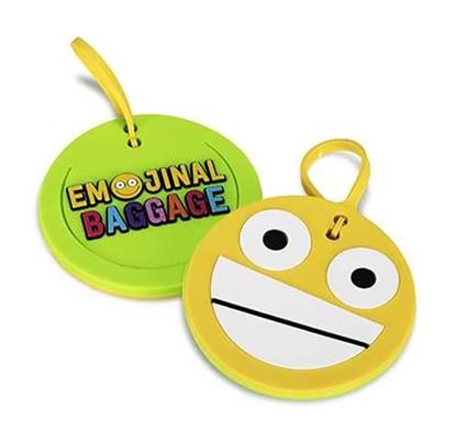 NPW Bavul Etiketi İsimlik Emoji 41699