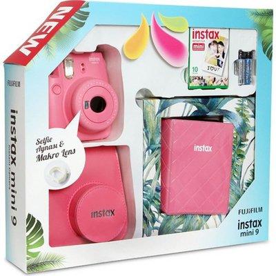 Fuji Instax Mini 9 Box 1  Pembe FOTSI00058