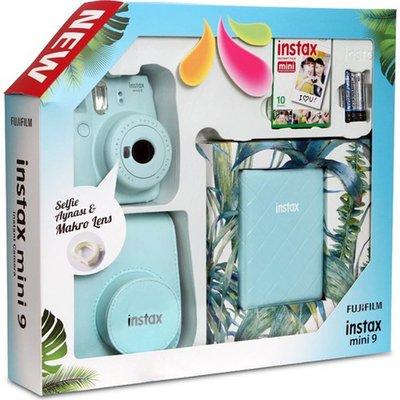 Fuji Instax Mini 9 Box 1 Açık Mavi FOTSI00059