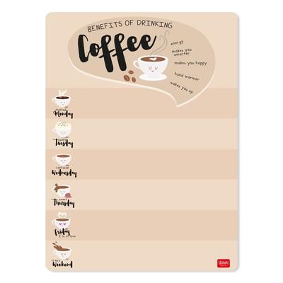 Legami Magnetli Tahta Kahve