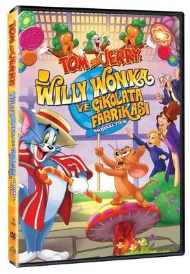 Tom & Jerry Willy Wonka & The Chocolate Factory-Tom ve Jerry Willy Wonka Ve Çikolata Fabrikası