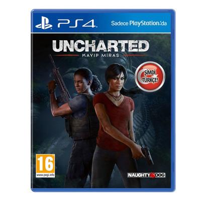 PS4 Uncharted: Kayıp Miras