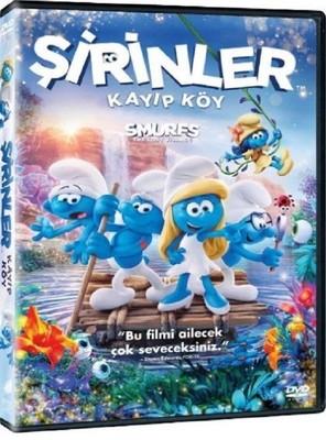Smurfs:Lost Village-Şirinler Kayıp