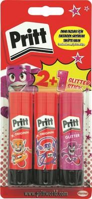 Pritt Stick 2x22g+1x20g HEROS