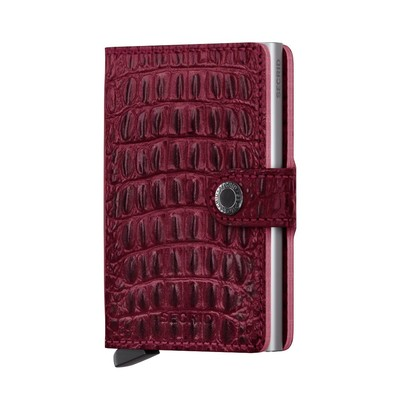 Secrid Miniwallet Cüzdan Nile Red