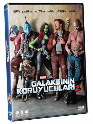 Guardians Of The Galaxy Vol 2-Galaksinin Koruyucuları 2