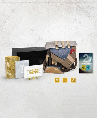XBOX ONE DESTINY 2 COLLECTORS EDITION