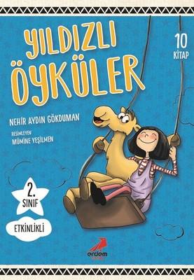 Yıldızlı Öyküler-10 Kitap Takım