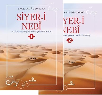 Siyer-i Nebi 1 & 2 - 2 Kitap Takım
