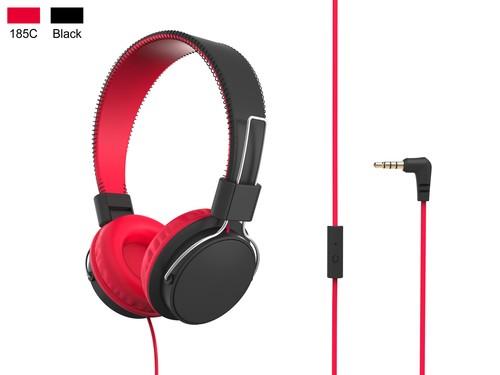 MQbix MQHT570 Mikrofonlu Kulaküstü Kulaklık MQHT570BLK/RED