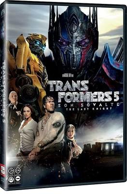 Transformers 5: Son Şövalye (Dvd)