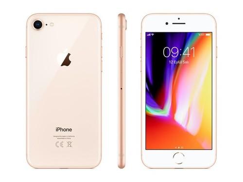 Apple iPhone8 256GB(Apple Türkiye Garantili) Gold