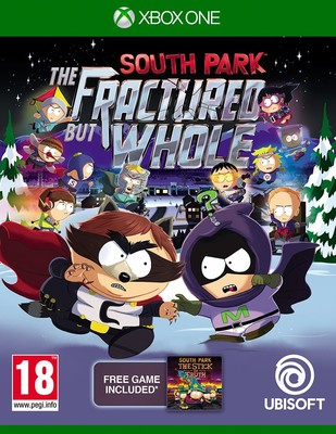 South Park: The Fractured But Whole Deluxe Edition XBOX ONE