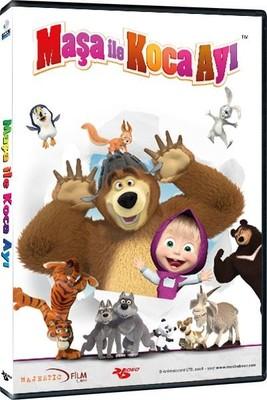 Maşa İle Koca Ayı-Masha &The Bear