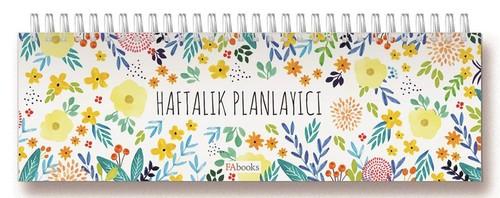 Fabooks Haftalık Masaüstü Planlayıcı 2018