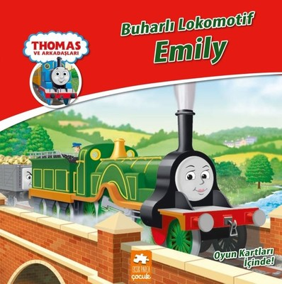 Buharlı Lokomotif Emily
