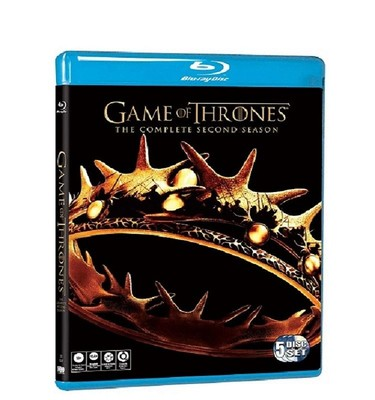 Game Of Thrones Sezon 2 (Blu-ray)