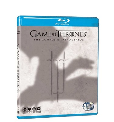 Game Of Thrones Sezon 3 (Blu-ray)