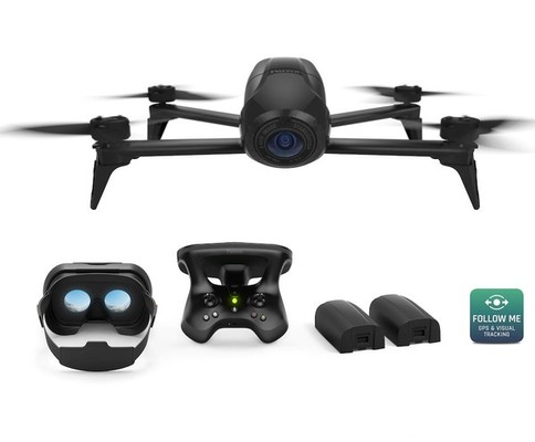 Parrot Bebop Drone 2 Power FPV Pack PF726215AA