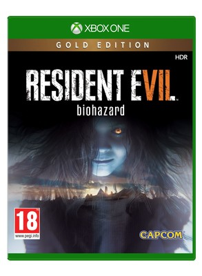 Xbox One  Resident Evil 7 Gold Edition