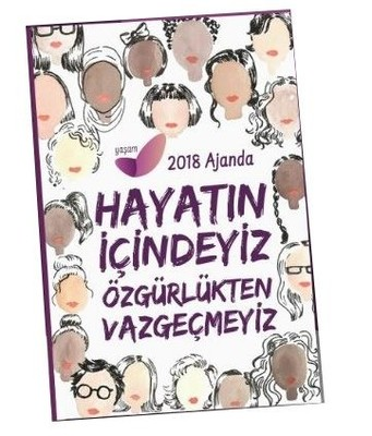 Kadın Ajandası 2018