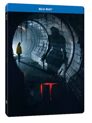 It - O Steelbook 2017, Brd