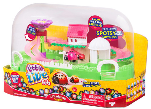 Little Live Pets Uğur Böceği Oyun Seti - 28449
