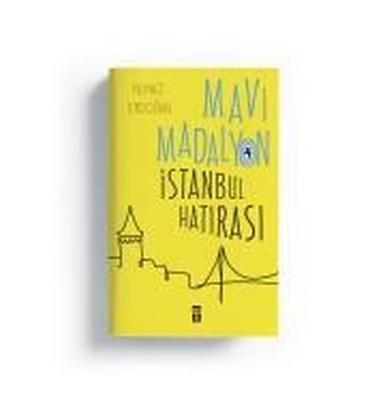 İstanbul Hatırası-Mavi Madalyon 4