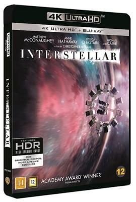 Interstellar  4K UHD-Yıldızlararası