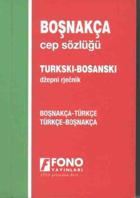 Boşnakça Cep Sözlüğü-Boşnakça Türkçe