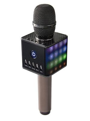 Doppler Delux200 Led Işıklı Karaoke Mikrofonu