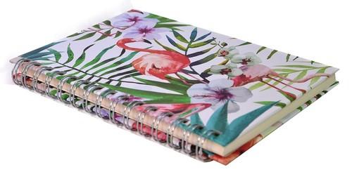 Deffter Lovely Spiralli / Flamingo Flowers