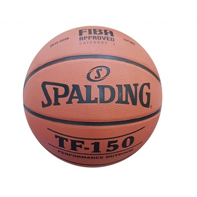 Spalding Tf-150 Basketbol Topu Perform Size 7 Fıba Logolu