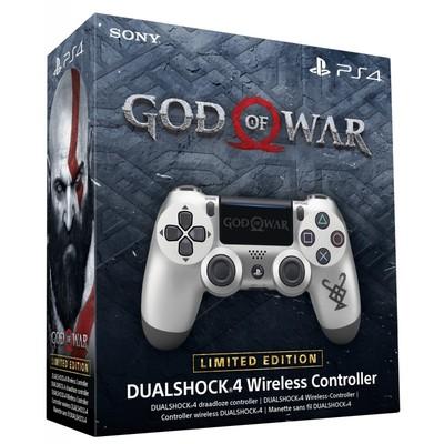PS4 Dualshock Cont God of War