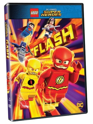 Lego Dc Superheroes: The Flash - Lego Dc Superheroes: Flash