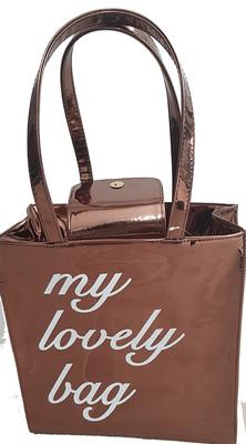 My Lovely Bag Bakır