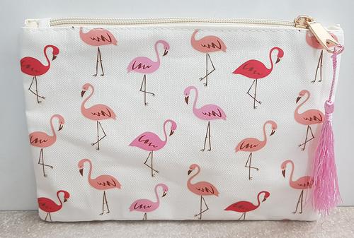 Flamingo Makyaj Çantası
