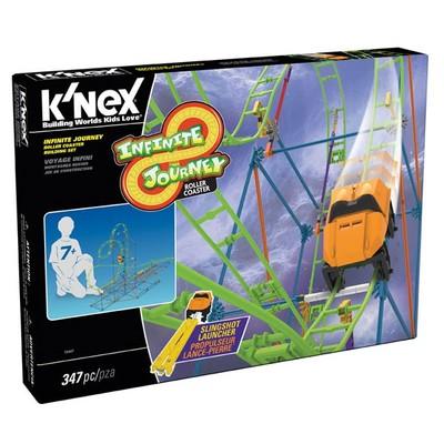 K'nex Infinite Journey Roller Coaster Seti