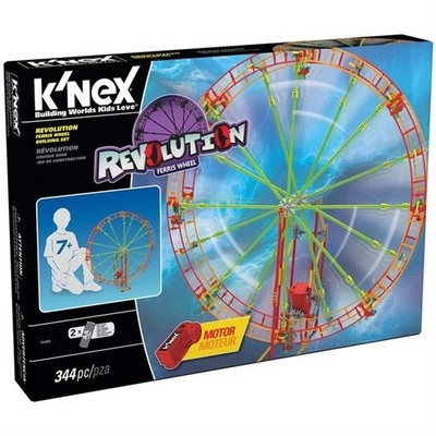 K'nex Revolution Ferris Wheel Dönme Dolap Motorlu Set
