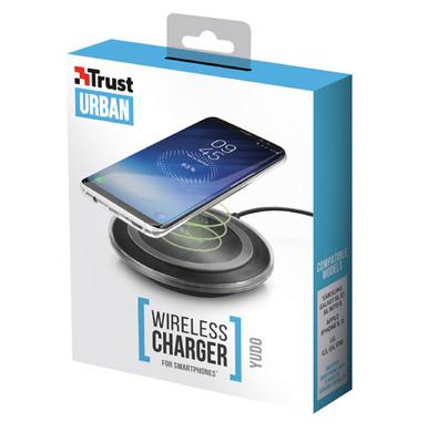 Trust Urban Yudo Wireless 10W Charging Car Phone Holder