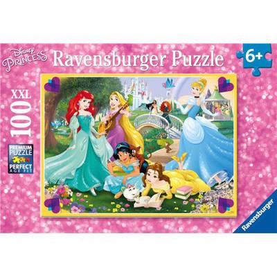 Ravensburger- Disney Princess 100 Parça Puzzle 107759