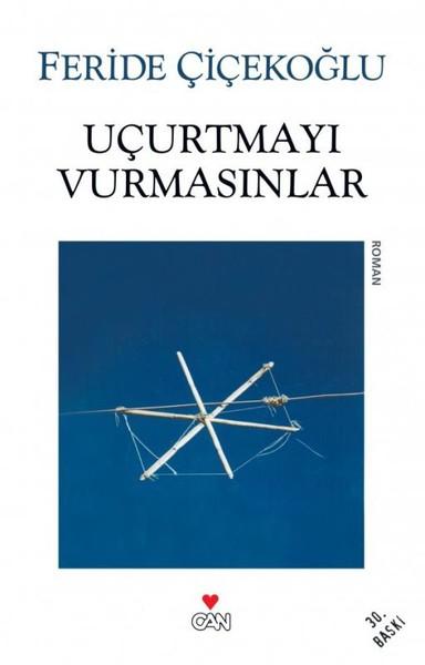 Uçurtmayı Vurmasınlar, Feride Çiçekoğlu, Can Yayınları