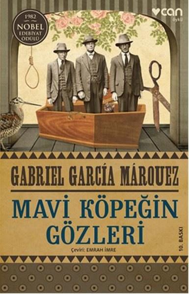 Mavi Köpeğin Gözleri, Gabriel García Márquez, Çev: Emrah imre, Can Yayınları