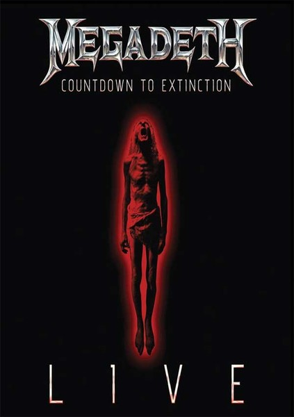 countdown to extinction live dampr k252lt252r sanat ve